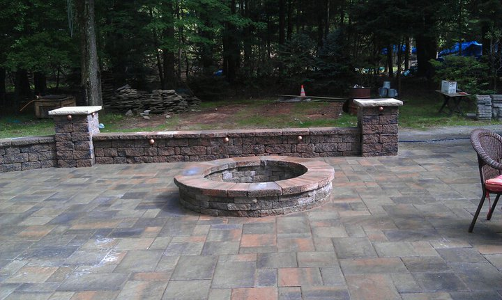 ... Patio Walls u0026 Fire ... & 1st Impression Landscape and Construction Company LLC - Patio Walls ...
